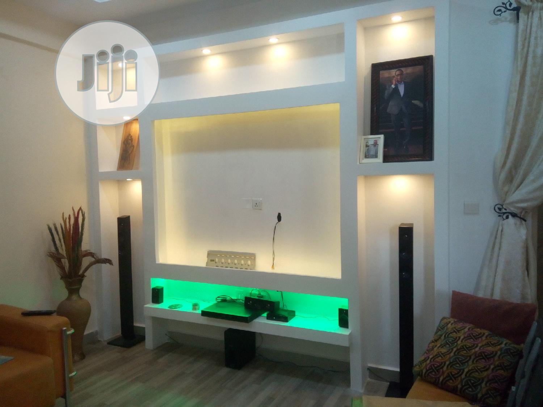 Pop Design For Living Room In Ghana - Interiors Home Design