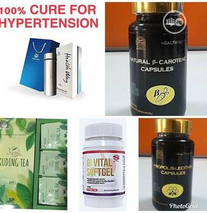 Norland Combo(Permanent Cure For Hypertension) | Vitamins & Supplements for sale in Bauchi State, Gamawa