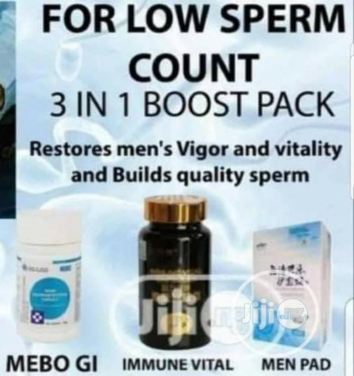 Archive: Combo for Low Sperm Count,STD,Every Male Sexual Disfunctions