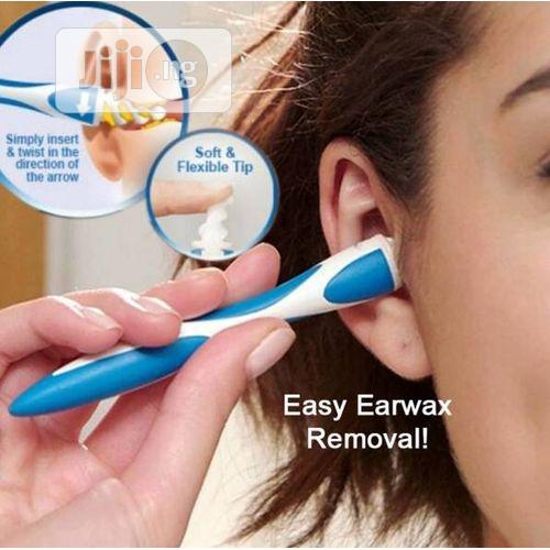 Super Soft Ear Wax Professional Removal - 16 Cleanable Tips | Tools & Accessories for sale in Lagos Island, Lagos State, Nigeria