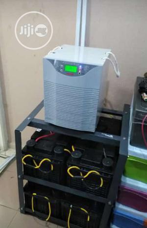 Index 5kva 48v INVERTER India   Solar Energy for sale in Lagos State, Ojo