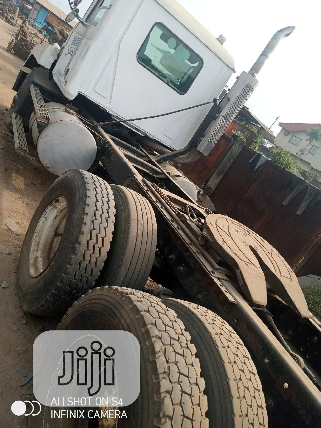White Mack Tractor CH Model | Heavy Equipment for sale in Aba South, Abia State, Nigeria