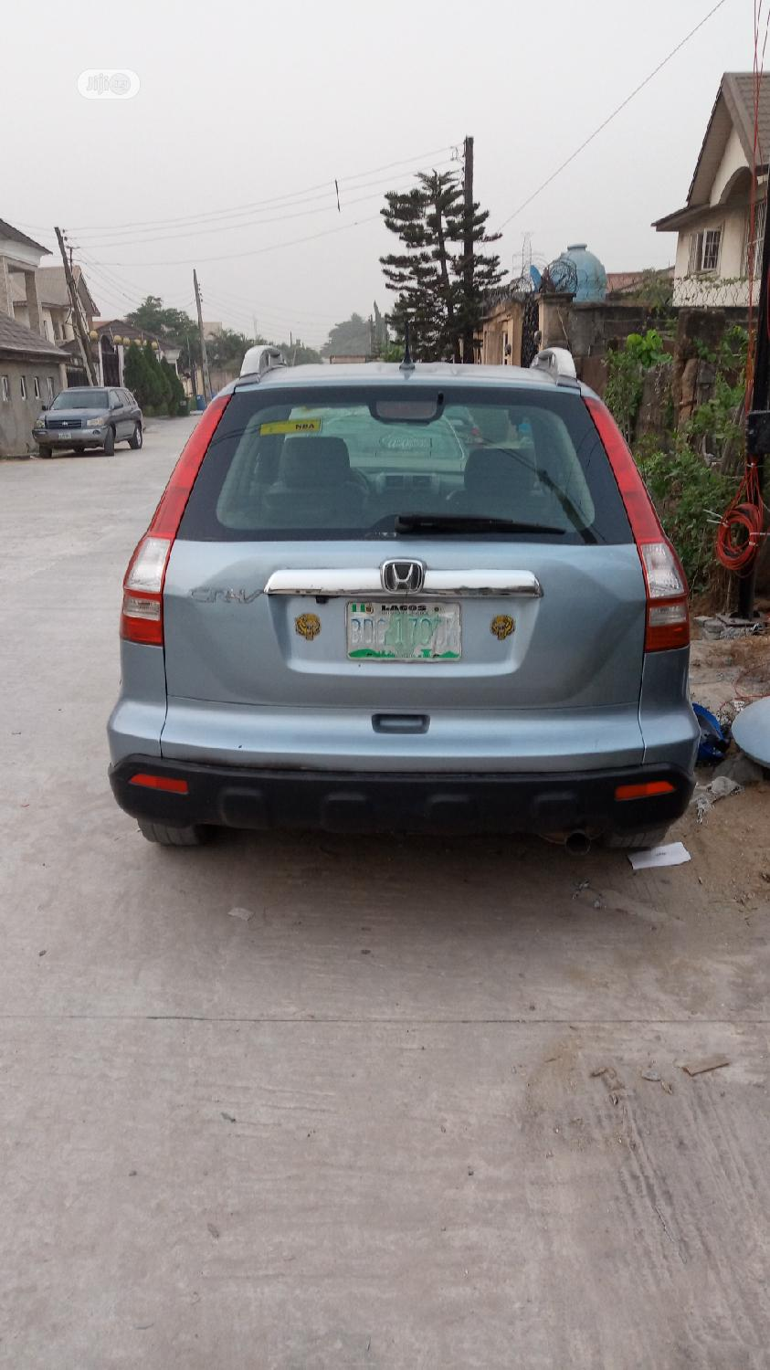 Honda CR-V 2008 Blue | Cars for sale in Amuwo-Odofin, Lagos State, Nigeria