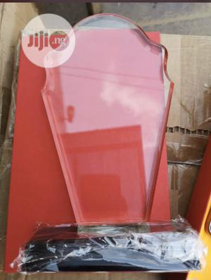 Award Plaque (Crystal)   Arts & Crafts for sale in Lagos State, Ifako-Ijaiye