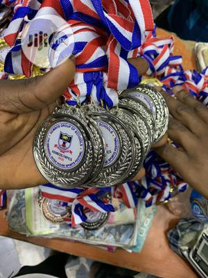 Award Medal With Print | Arts & Crafts for sale in Lagos State, Badagry