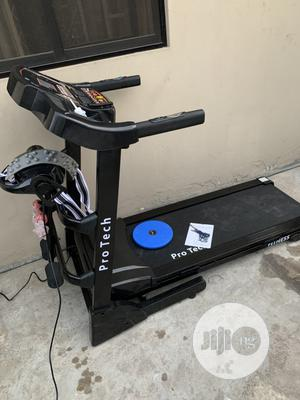 2.5hp Motorized Treadmill With Massager | Sports Equipment for sale in Abuja (FCT) State, Utako