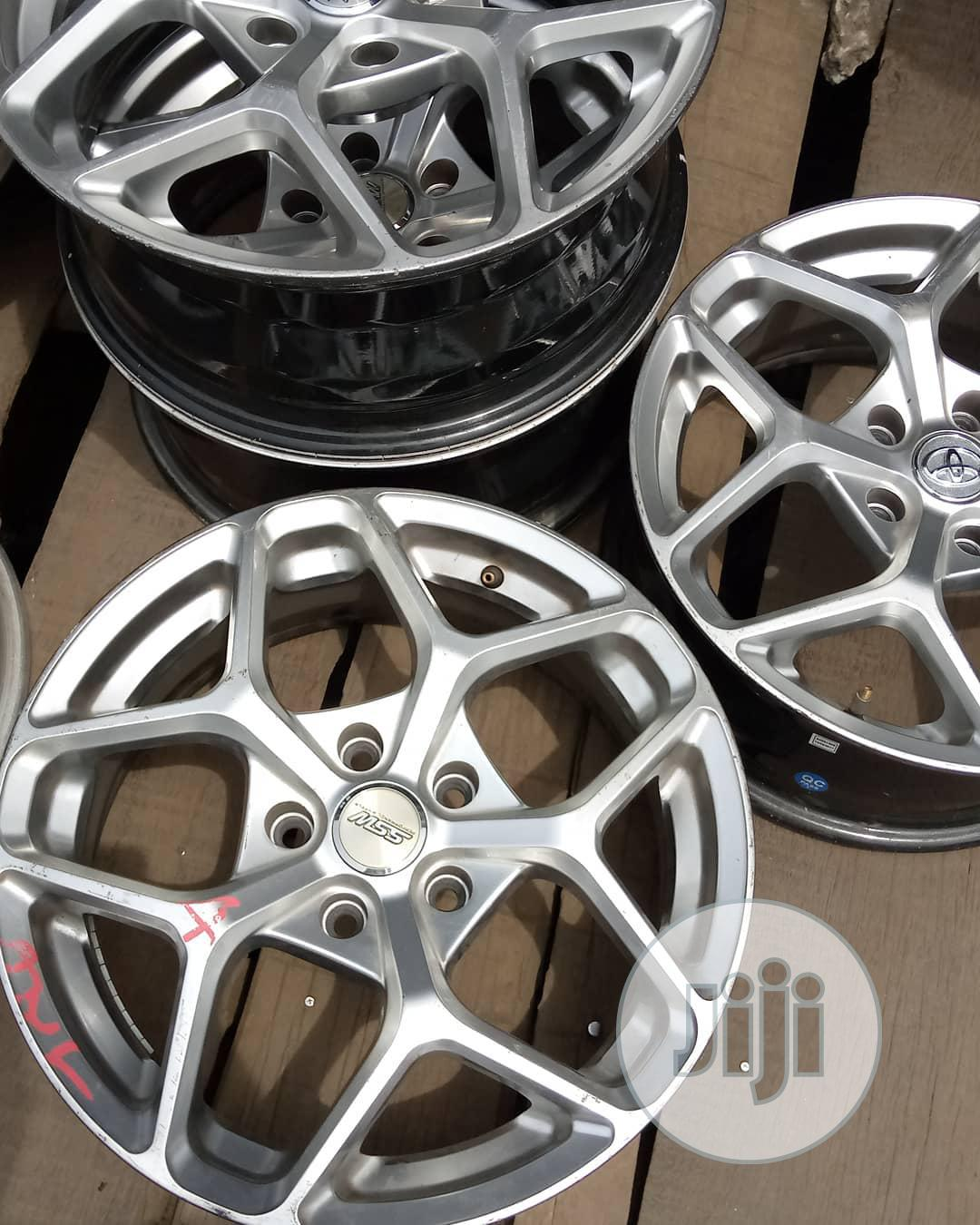 Alloy Wheels   Vehicle Parts & Accessories for sale in Ikeja, Lagos State, Nigeria