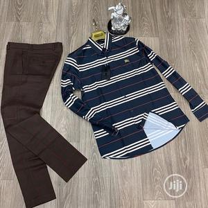 Authentic Burberry Shirts Trousers | Clothing for sale in Lagos State, Alimosho