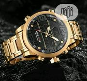 Men's Fashion Dual Analog Wrist Watch | Watches for sale in Oyo State, Ibadan