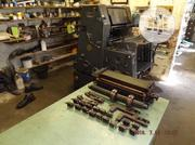 GTO Half Kord Printing Machine With Numbering | Printing Equipment for sale in Oyo State, Ibadan