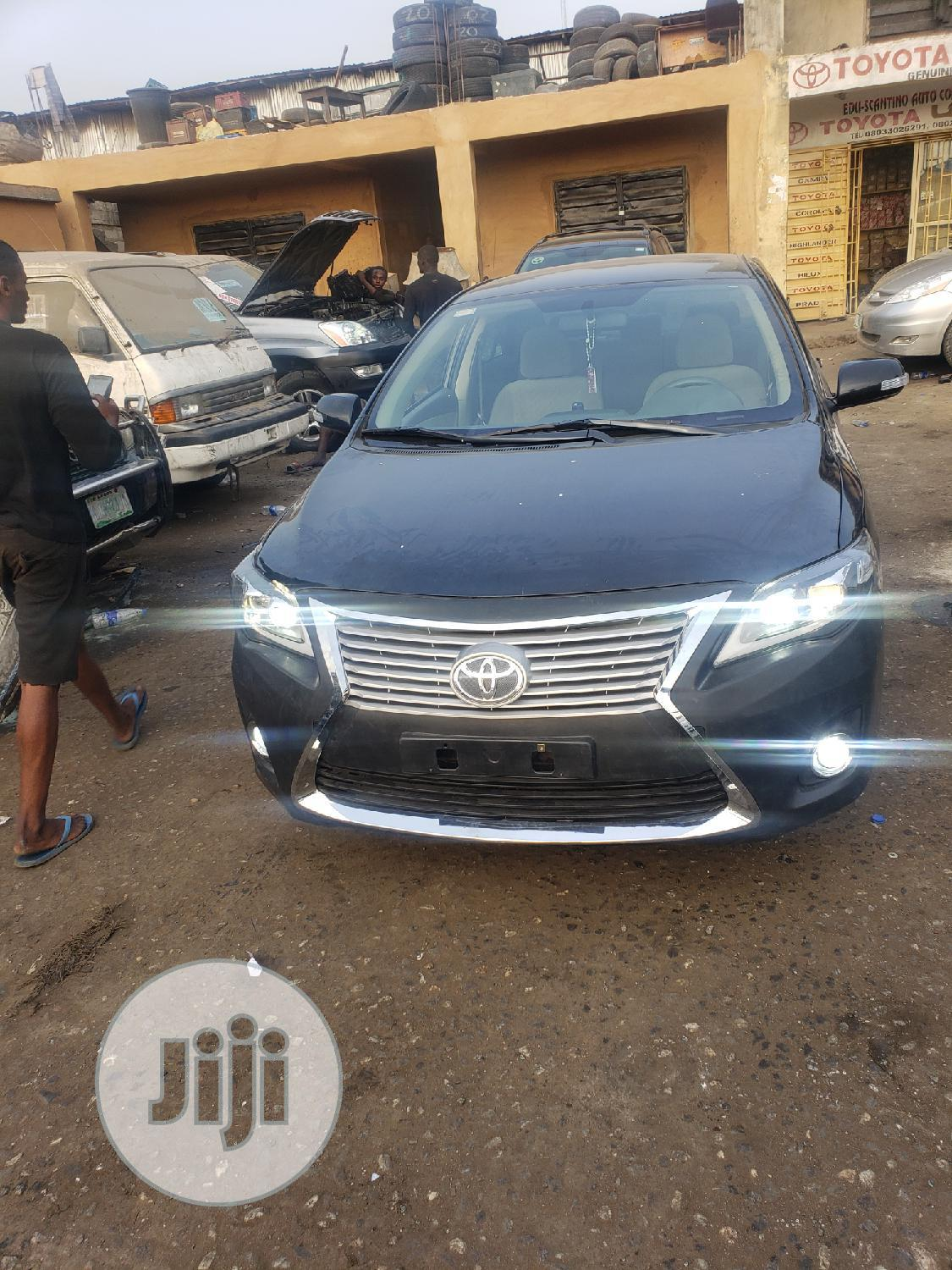 Upgrade Your Toyota Camry 2008 To Lexus Face