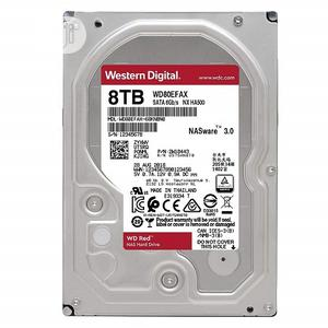 WD Red 8TB NAS Internal Hard Drive - 5400 RPM Class, WD80EFAX-68KNBNO | Computer Hardware for sale in Lagos State, Ikeja