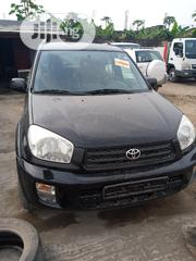 Toyota RAV4 Automatic 2002 Black   Cars for sale in Lagos State, Orile