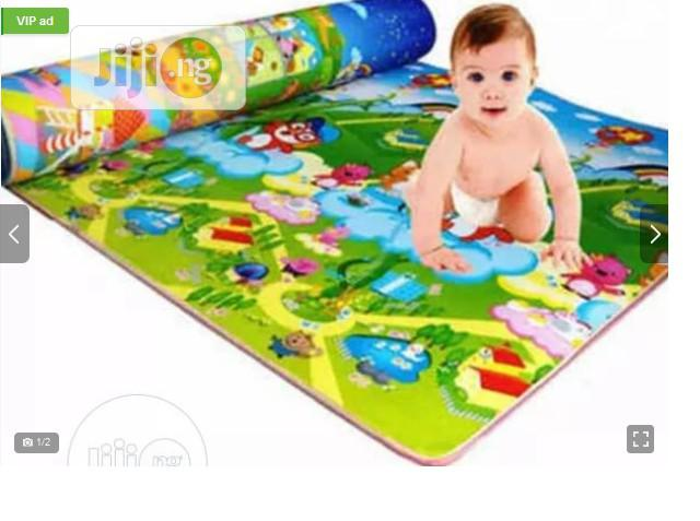 Large Size - 2 Sided Baby and Children Crawling, Reading | Toys for sale in Lagos Island, Lagos State, Nigeria