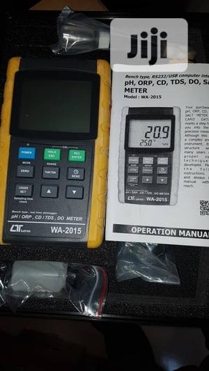 Ph, Orp, Cd ,Tds, Do, Salt Meter Tester  | Medical Supplies & Equipment for sale in Lagos State, Ojo
