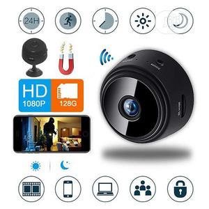 A9 HD Mini Camera 1080P IP Spy WIFI Wireless Hidden Security   Security & Surveillance for sale in Lagos State, Ikeja