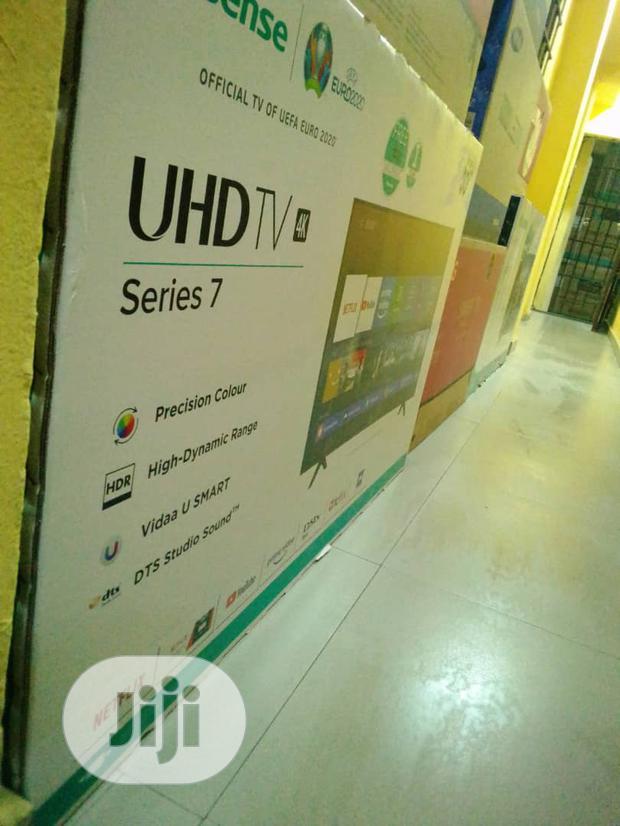 "Archive: Hisens Series 7 .Uhd TV 55"""