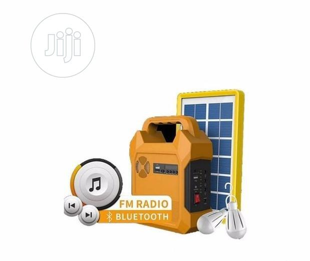 Archive: Home And Office Solar Lighting Kit With Radio,Bluetooth And Music Play