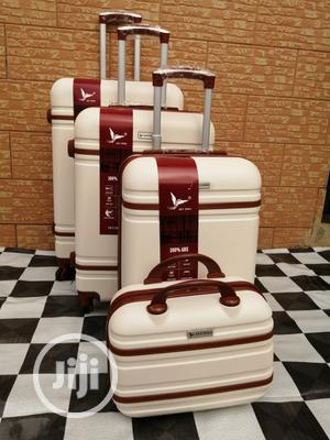 Quality And Fancy Trolley Bags (4 Sets)   Bags for sale in Lagos State, Ikeja