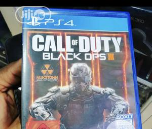 Ps4 CD CALL of DUTY Black Ops Iii   Video Games for sale in Lagos State, Ikeja
