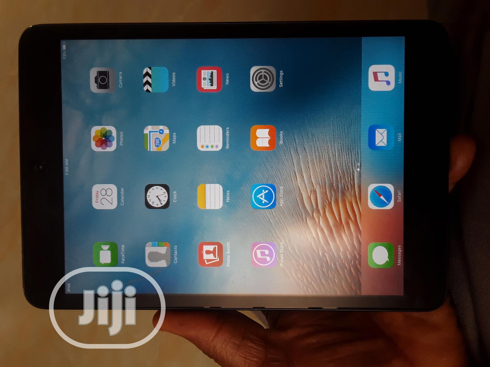 Archive: Apple iPad mini Wi-Fi 16 GB Black