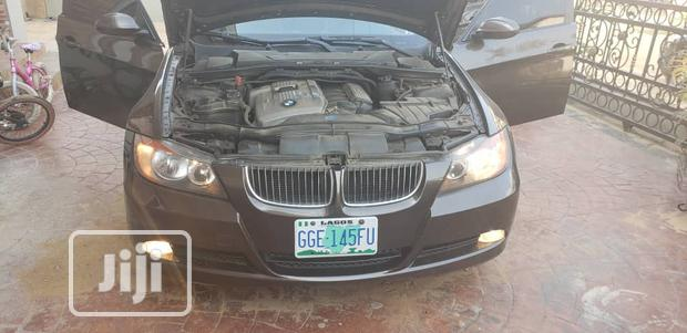 Archive: BMW 328i 2007 Brown
