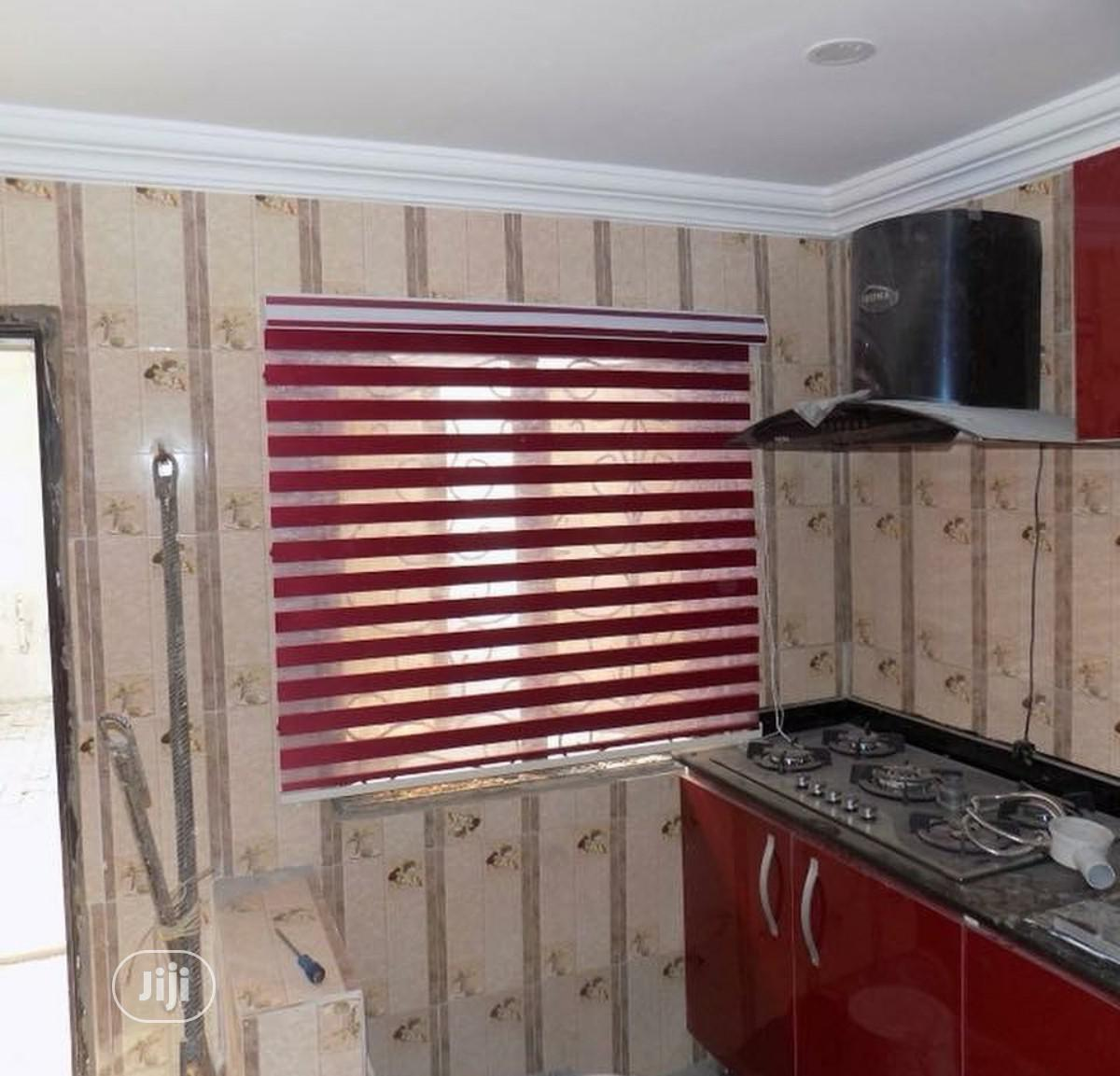 Trendy Window Blinds At Fracan Interior Ltd Abuja. Free Installation