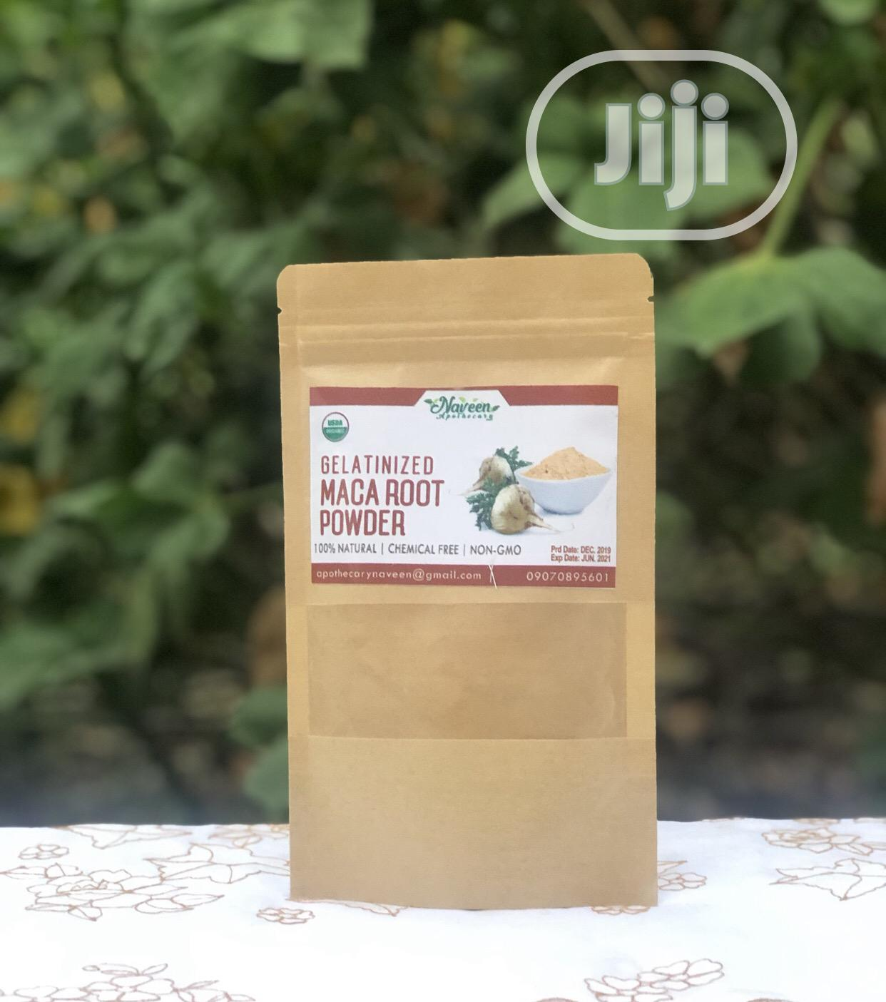 Gelatinized Maca Powder - 100g