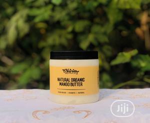 Raw Organic Mango Butter - 450g | Vitamins & Supplements for sale in Akwa Ibom State, Uyo