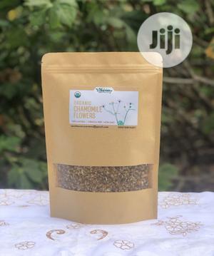 Organic Chamomile Flowers 100g   Vitamins & Supplements for sale in Akwa Ibom State, Uyo