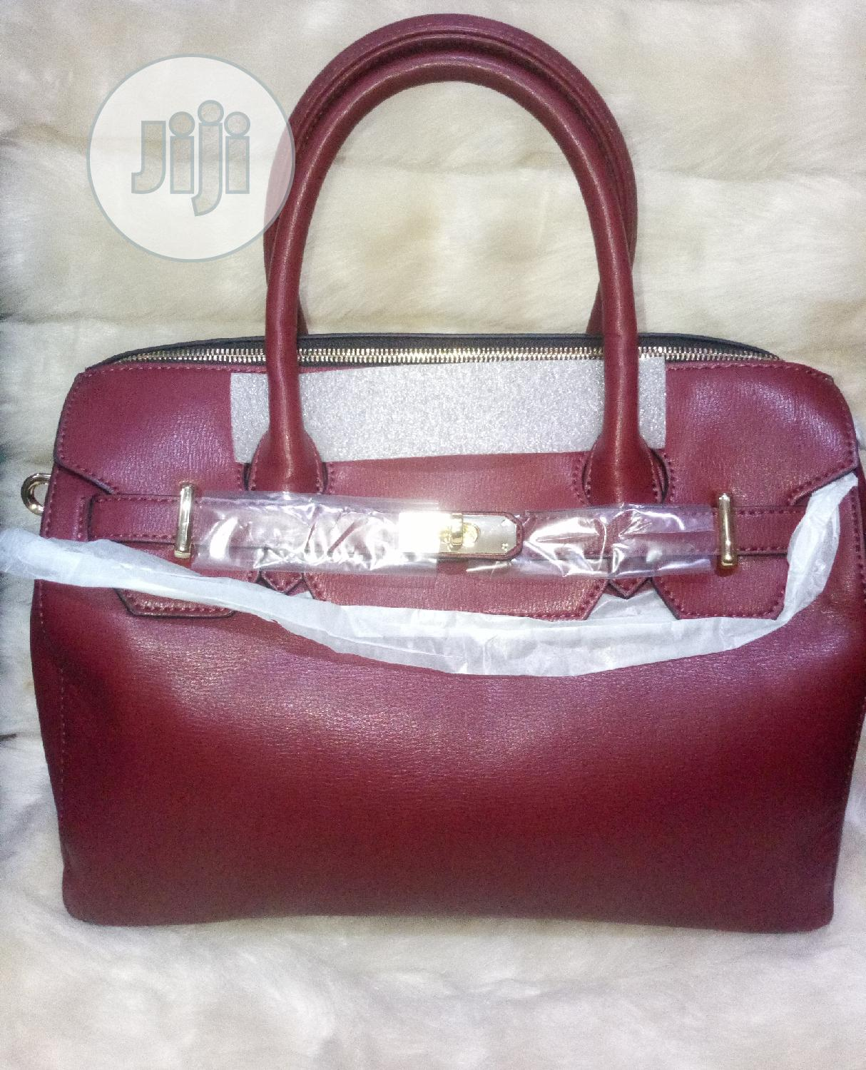High Quality Susen Leather Bag | Bags for sale in Alimosho, Lagos State, Nigeria