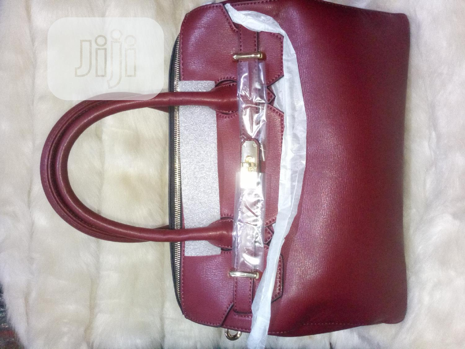 High Quality Susen Leather Bag