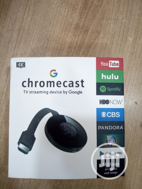 Chromecast TV Streaming Device