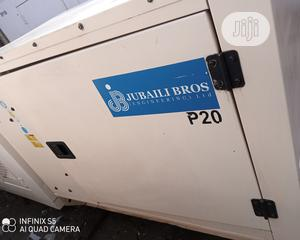 20 KVA Perkins Soundproof Generator | Electrical Equipment for sale in Lagos State, Ojo