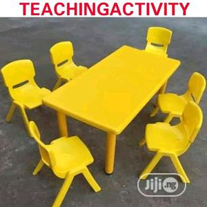 Children Class Room Tables And Chairs   Children's Furniture for sale in Lagos State, Lekki