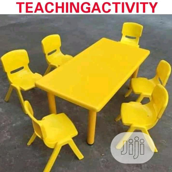 Archive: Children Class Room Tables And Chairs