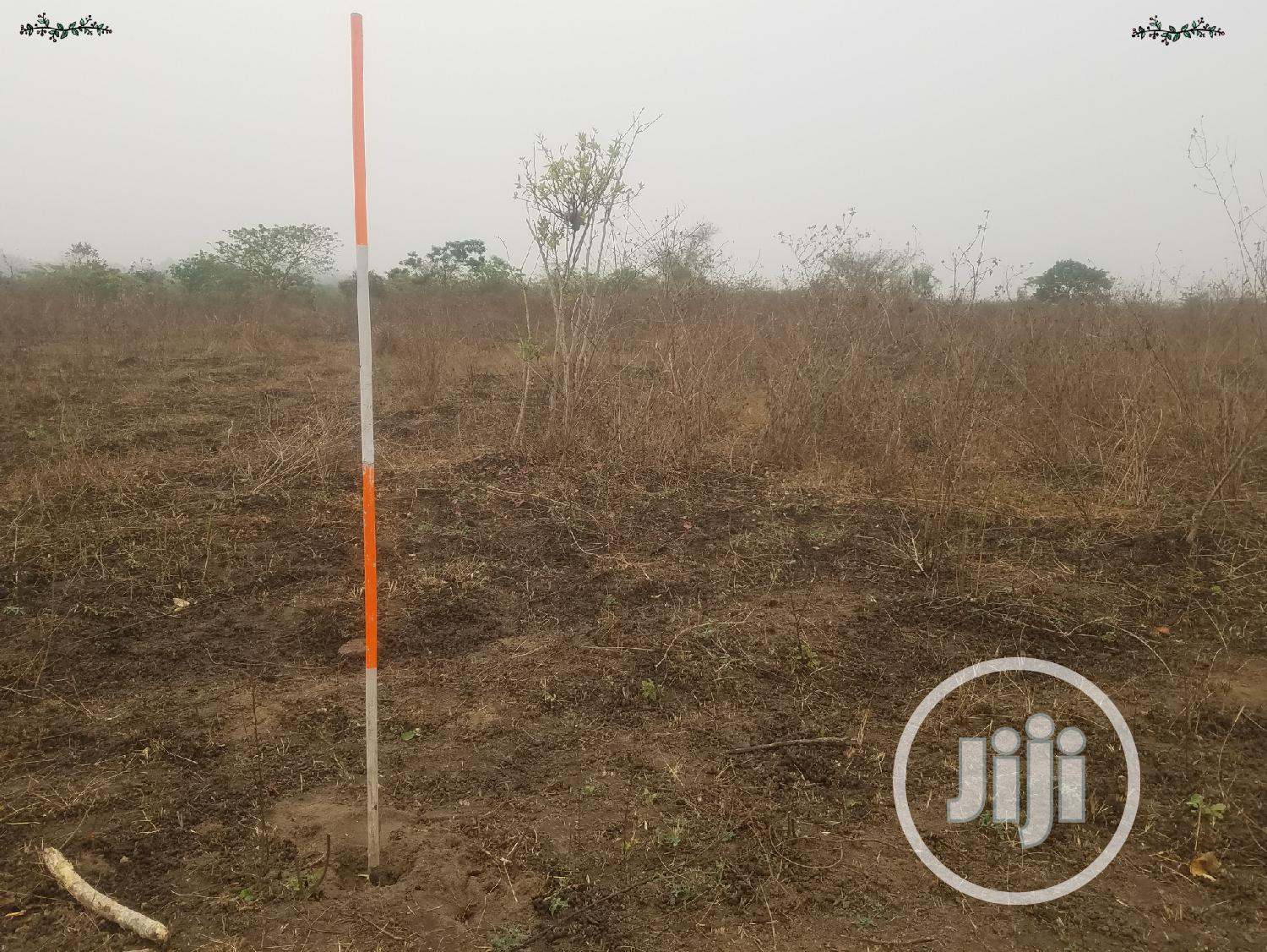10 Acres Of Land For Lease