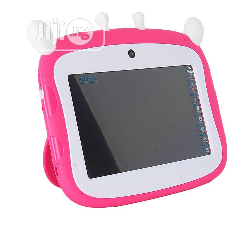New Kids Android Educational Tablet 16 GB Pink