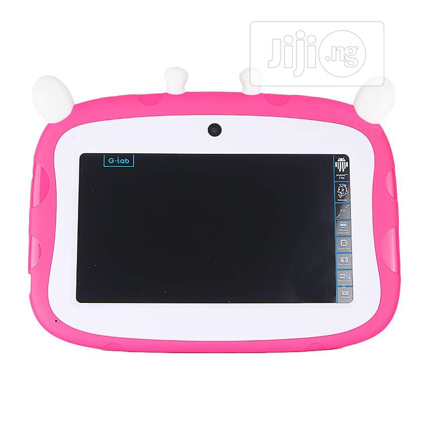 New Kids Android Educational Tablet 16 GB Pink | Toys for sale in Victoria Island, Lagos State, Nigeria