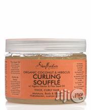 Shea Moisture Curling Gel Souffle | Hair Beauty for sale in Lagos State, Amuwo-Odofin