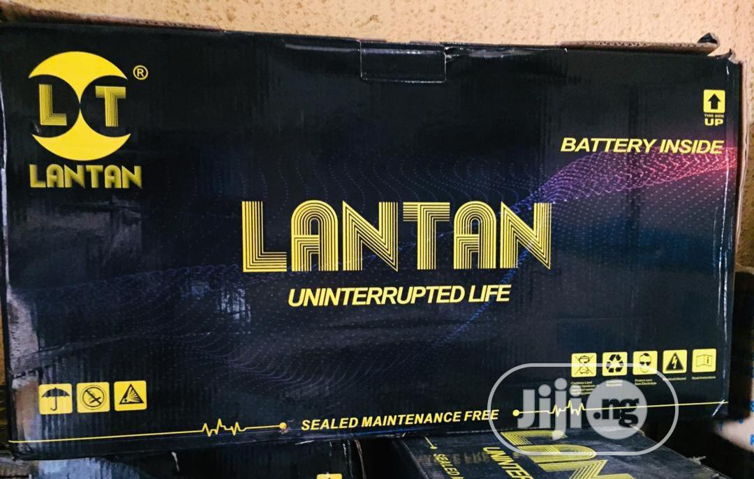 Lantan 200ah 12v Battery | Solar Energy for sale in Ojo, Lagos State, Nigeria