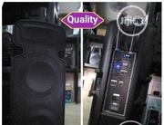 """Amaz Double 15"""" P a Without Equalizer 