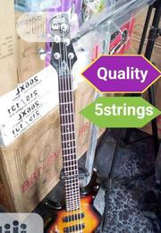 5 Strings Bass Guitar   Musical Instruments & Gear for sale in Lagos State, Ojo