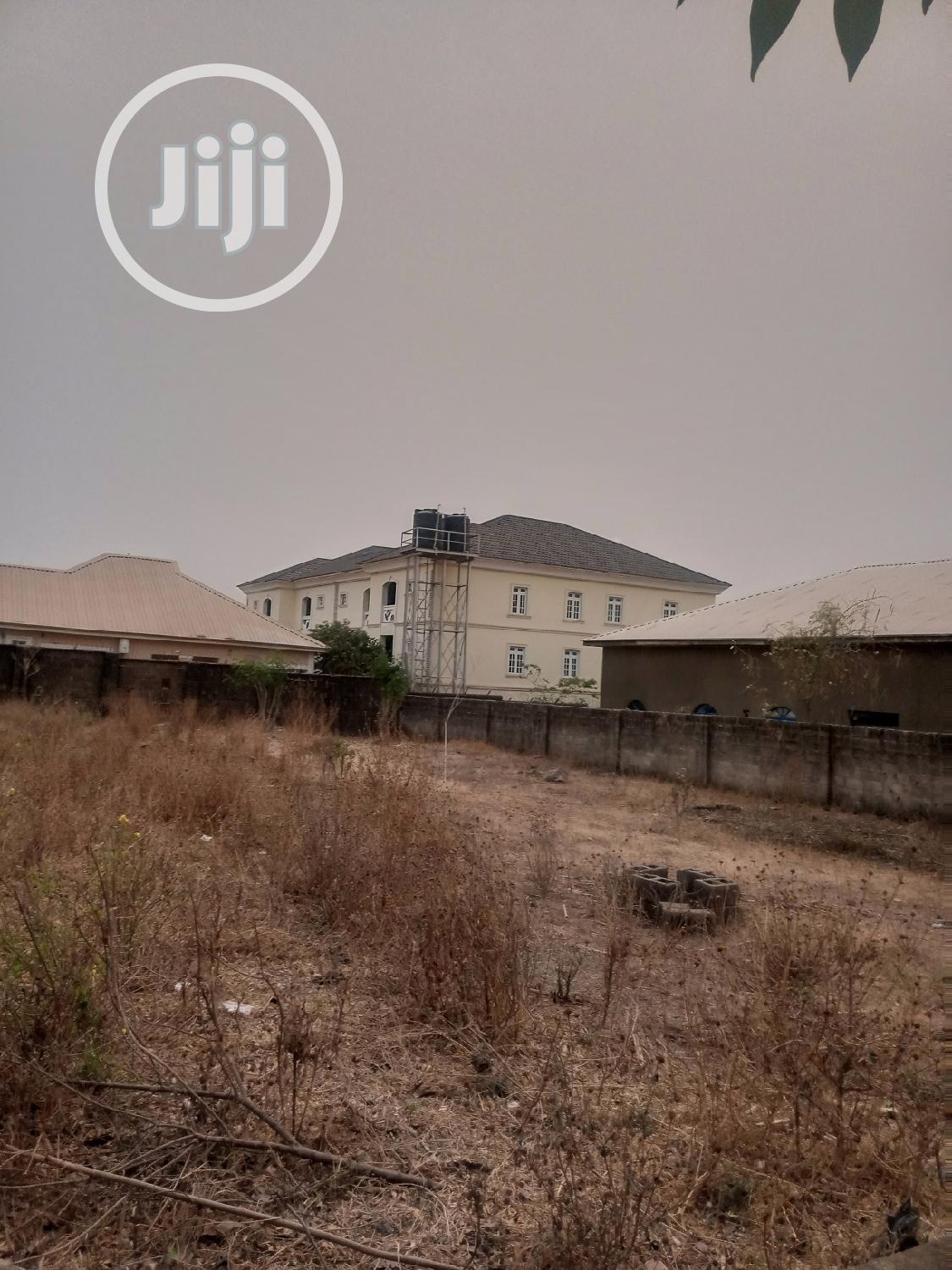 Archive: For Lease C Of O,Area 1 Abuja