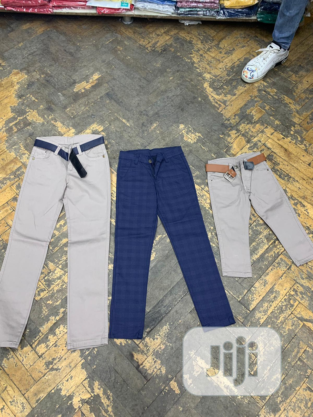 Archive: Trouser For Children Age 0 To 10 Year