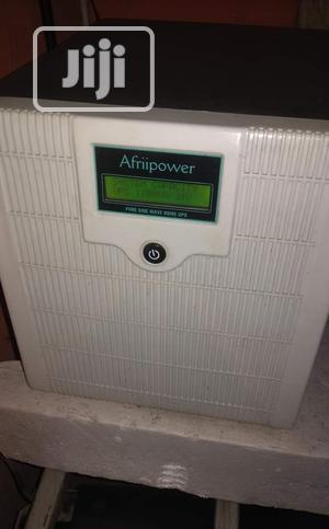 Afriipower 2.4kva 24v Pure Sine Wave Inverter | Solar Energy for sale in Lagos State, Ojo