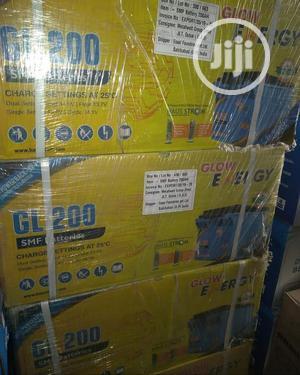 Glow Energy 200ah 12v Battery | Solar Energy for sale in Lagos State, Ojo