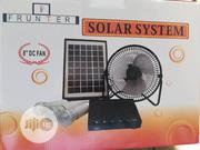 Solar Fan With 3light and Phone Charging Point | Solar Energy for sale in Ondo State, Ondo