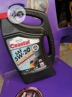 Coastal Oil 5w-20 | Vehicle Parts & Accessories for sale in Lagos State, Lagos Island (Eko)
