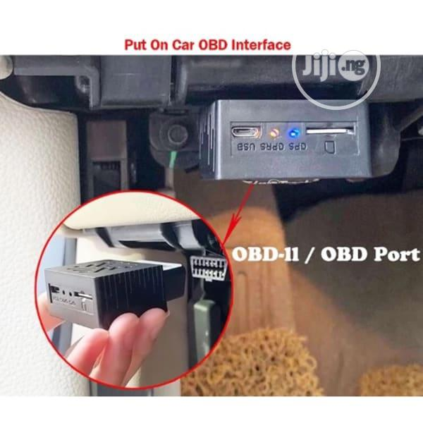 Car OBD Interface Car Tracking Device - Real Time Tracking   Vehicle Parts & Accessories for sale in Ado Ekiti, Ekiti State, Nigeria